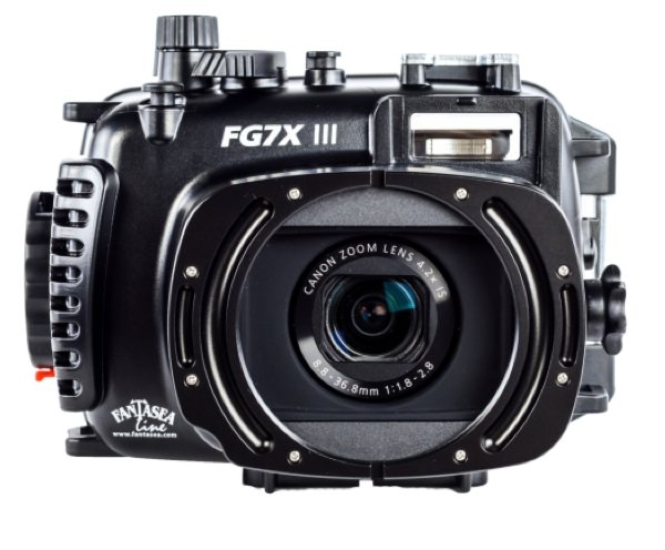 Fantasea M16 Underwater Housing for Canon G7X Mark III