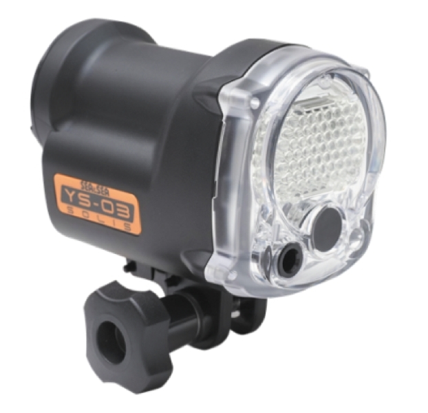 Sea & Sea YS-03 SOLIS Strobe Head