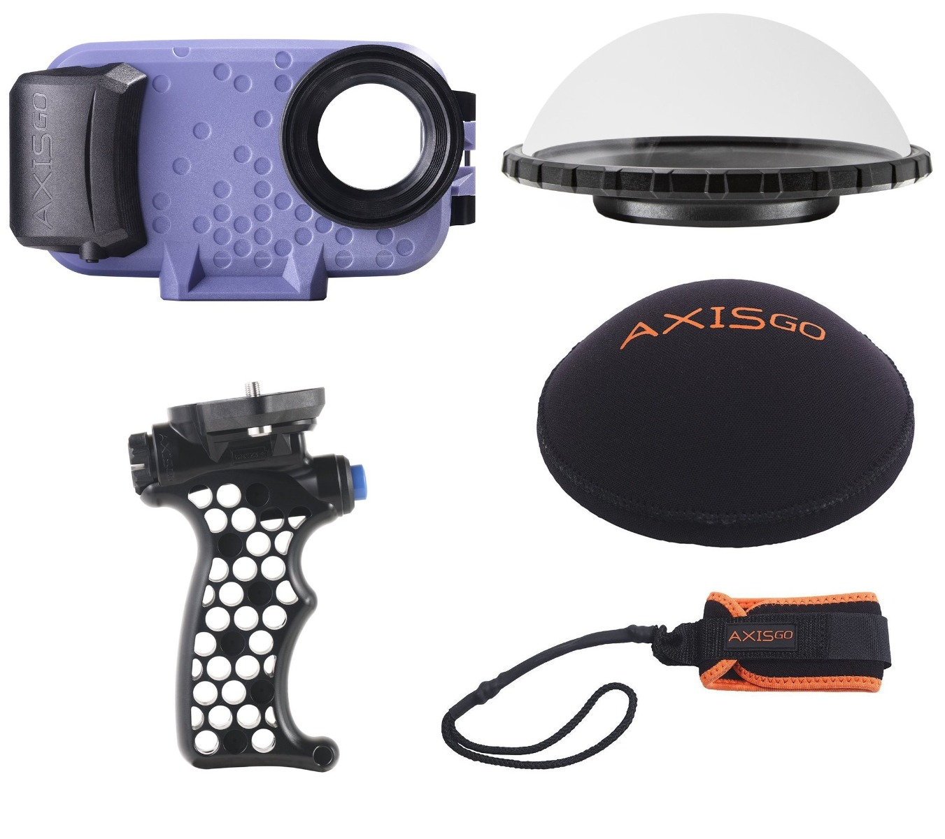 AxisGO iPhone 12 Series - Over Under Kit