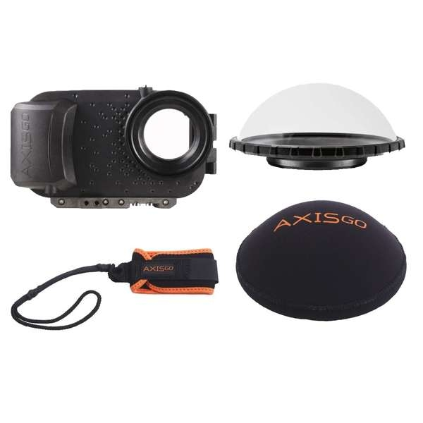 AxisGO 11 Pro Over Under Bundle Kit