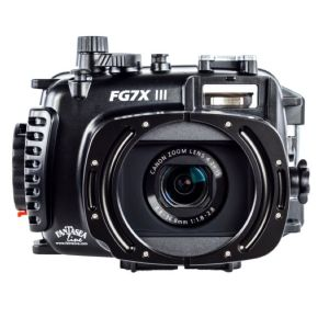 Fantasea Vacuum Underwater Housing for Canon G7X Mark III