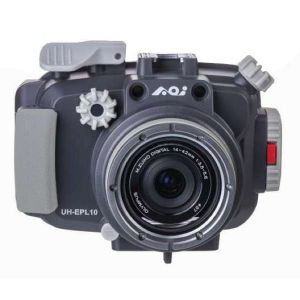 AOI UH-UPL10 Underwater Housing for Olympus Pen E-PL9/E-PL10 Grey