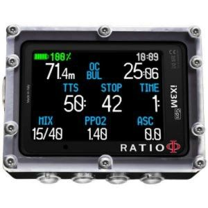 Ratio iX3M GPS Tech+ Dive Computer