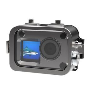 T-Housing Aluminium Deepdive Housing V2 for DJI Osmo Action