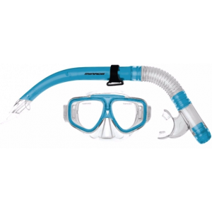 Mirage Junior Nomad Silitex Mask and Snorkel Set