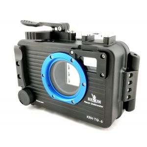 Kraken Sports - Olympus TG-6 Tough Underwater Housing