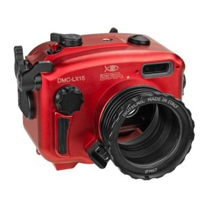 Isotta Underwater Housing for Panasonic Lumix DMC-LX10 and DMC-LX15