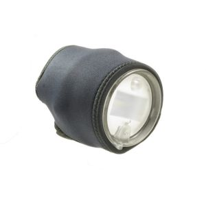 Neoprene strobe cover for D2