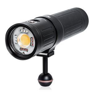 Scubalamp P53 PRO LED Video/Photo Strobe Light - 5000 lumens