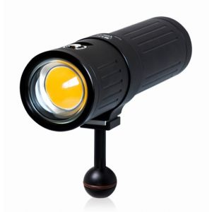 Scubalamp V6K PRO Photo/Video Light - 12,000 lumens