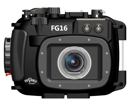 Fantasea FG16 Housing for Canon G16 camera