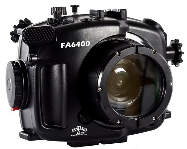Fantasea FA6400 Housing for Sony a6400  Kit A
