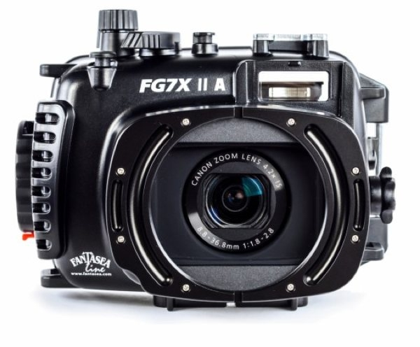 Fantasea Vacuum Underwater Housing for Canon G7X Mark II A