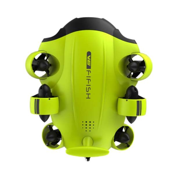 QYSEA Fifish V6 - Underwater Drone Kit with VR Head Tracking