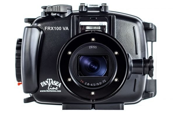 Fantasea FRX100 VA Vacuum Underwater Housing for Sony RX100 III / IV / V / VA