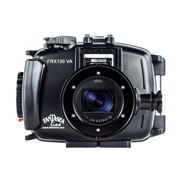 Fantasea FRX100 VA R Housing for Sony RX100 III / IV / V / VA  - with optional vacuum system