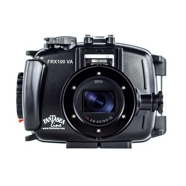 Fantasea FRX100 VA R Housing for Sony RX100 III / IV / V / VA  - with optional vacuum system