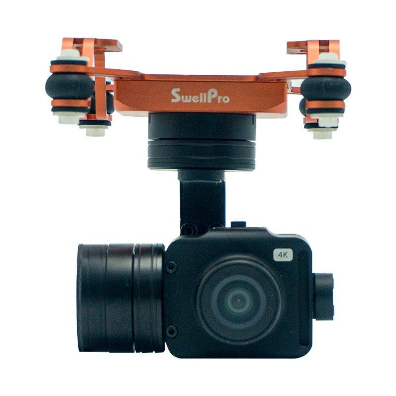 SwellPro GC3-S Waterproof 3-Axis Gimbal 4K Camera For Splash Drone 4