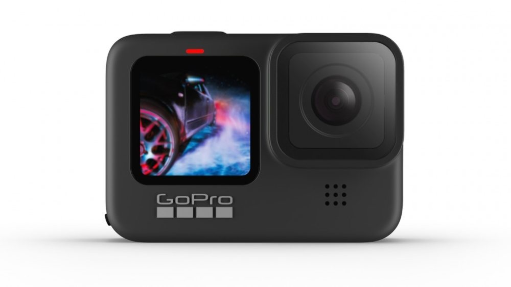 GoPro HERO9 Black Action Camera