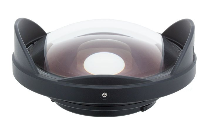 Inon UFL-G140 SD Underwater Semi-fisheye Conversion Lens
