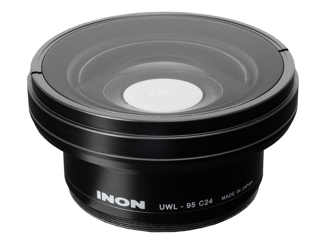 Inon UWL-95 C24 M67 Type 1 Underwater Wide Angle Lens