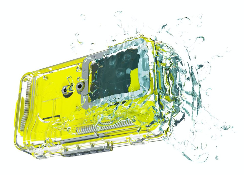 NautiSmart - Underwater Smartphone Housing iPhone and Android