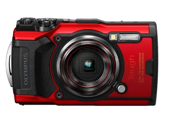 Olympus TG-6 Waterproof Tough Camera