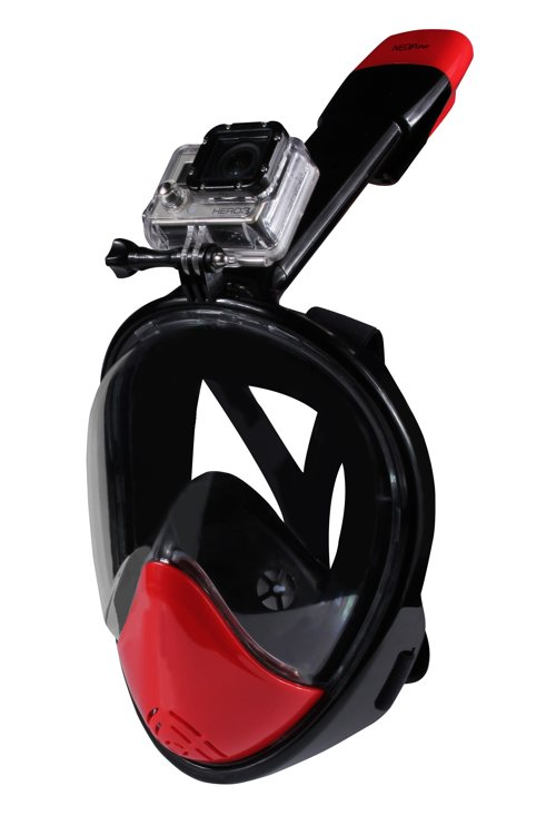 Full Face Snorkel Mask - Neopine - 2nd generation