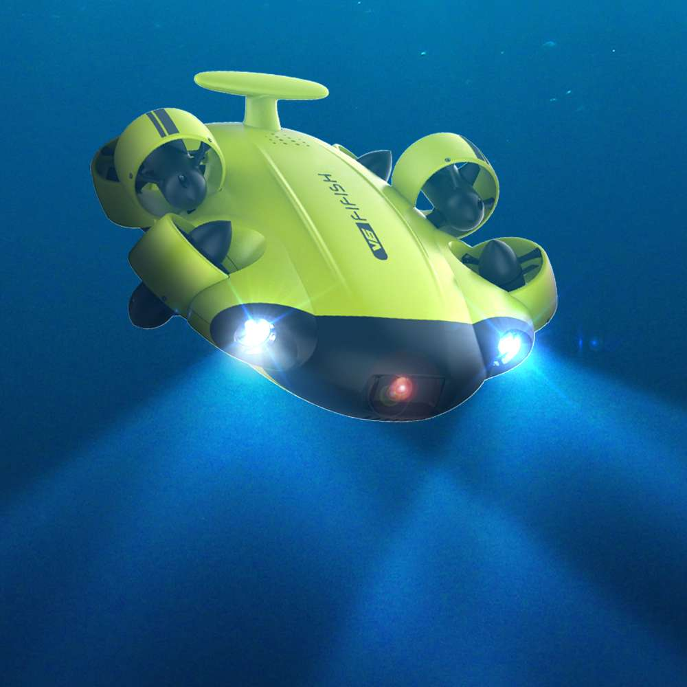 Underwater Drones are excellent tools & lots of fun