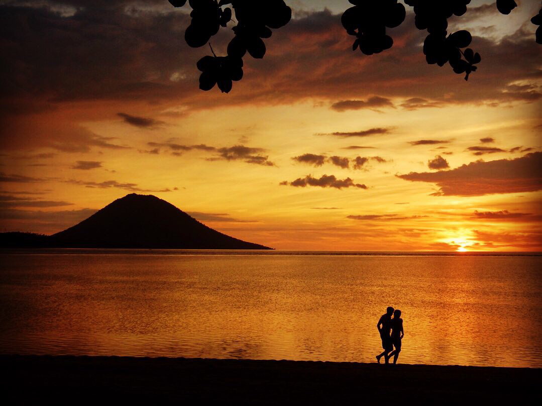Pulau Siladen, North Sulawesi, Indonesia