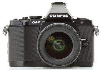Olympus OM-D. Courtesy of Olympus