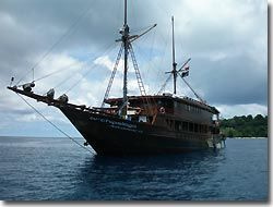 'Archipelago Adventurer II', Banda,Indonesia
