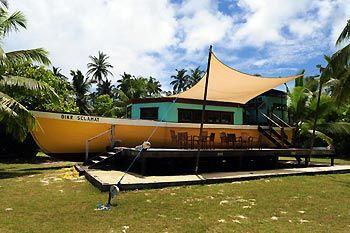 The Big Barge Art Centre, Emma Washer - Cocos Keeling Islands, Western Australia