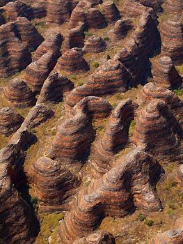 The Bungle Bungle Range, Purnululu National Park, Western Australia