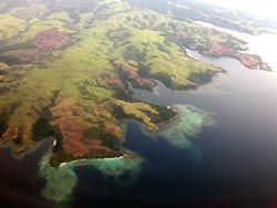 Fjords of Cape Nelson, Oro, Papua New Guinea