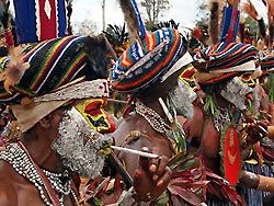 Annual Goroka Cultural Festival or Sing-Sing, Papua New Guinea