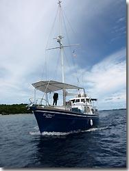Ocean Hunter I, Palau, Micronesia