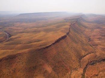 Osmond Range, Western Australia
