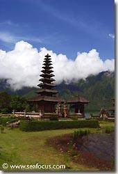 A temple, Bali